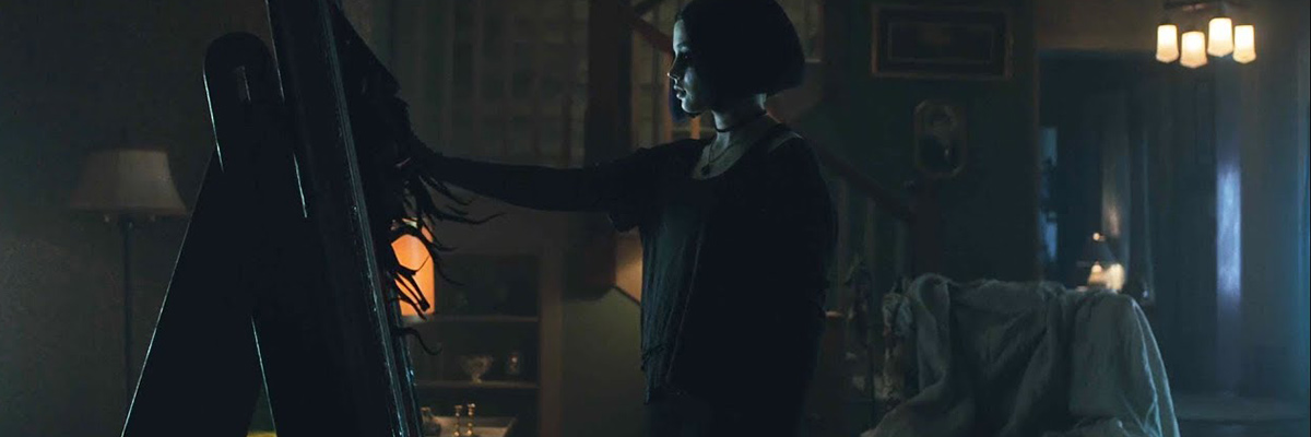 Rachel Roth/Raven (Teagan Croft) dans Titans