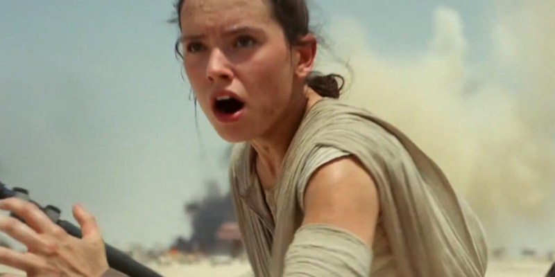 Rey dans Star Wars VII : Le Réveil de la Force