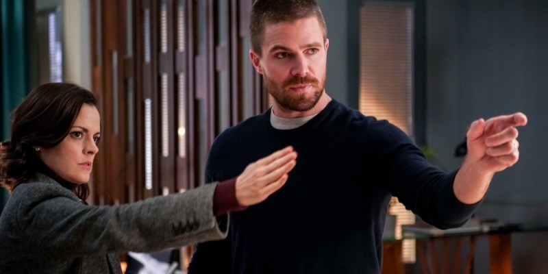 Arrow, épisode 12 saison 7