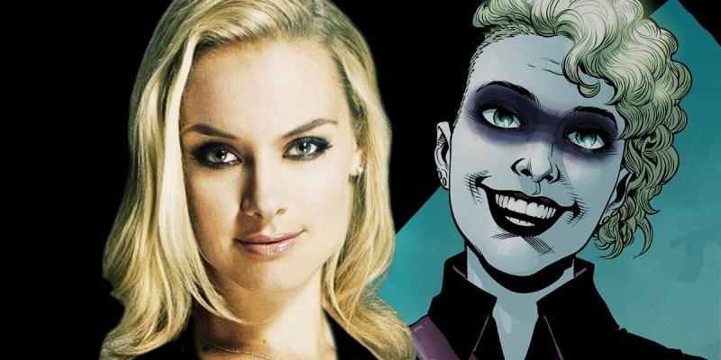 Rachel Skarsten sera Alice dans Batwoman
