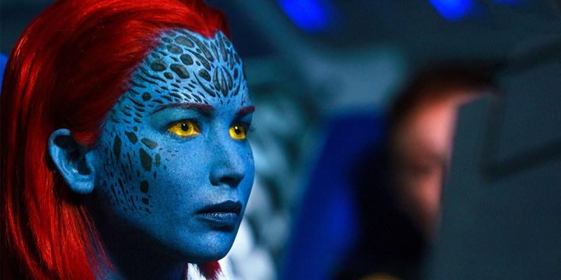 Mystique (Jennifer Laurence) dans X-Men: Dark Phoenix