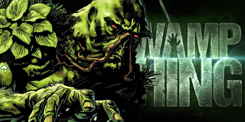 Swamp Thing sur DC Universe