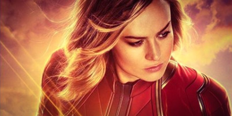 Captain Marvel (Brie Larson)