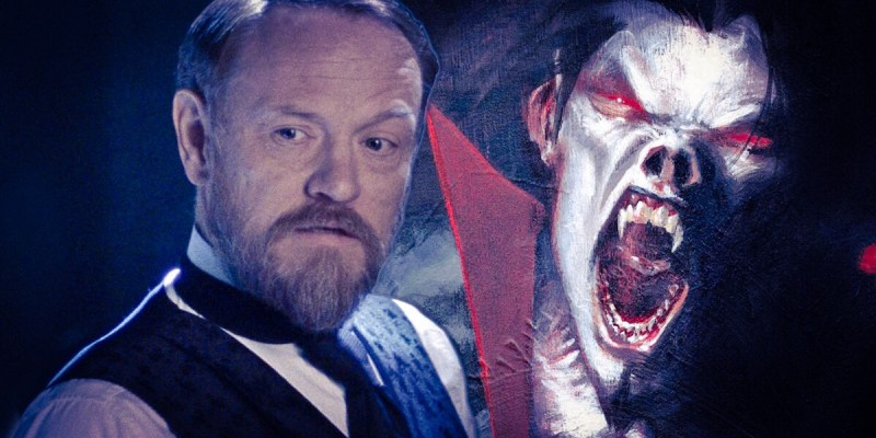 Jared Harris dans Morbius, the Living Vampire