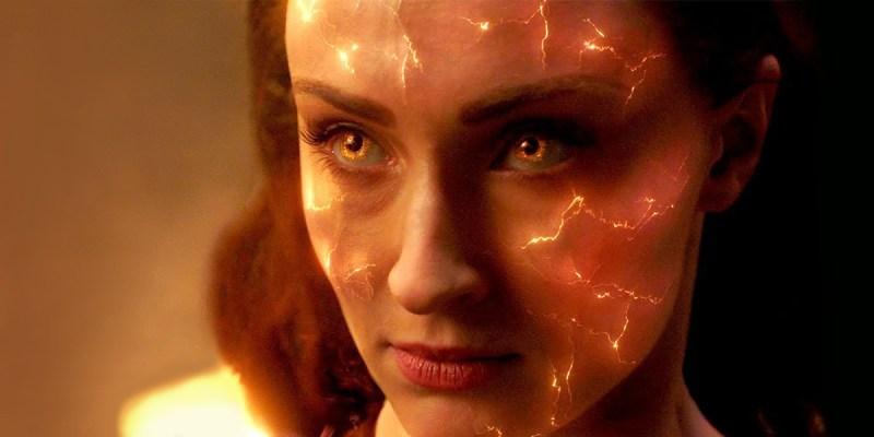 Jean Grey (Sophie Turner) dans X-Men: Dark Phoenix