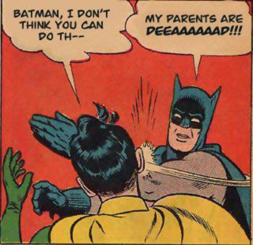 Batman datant