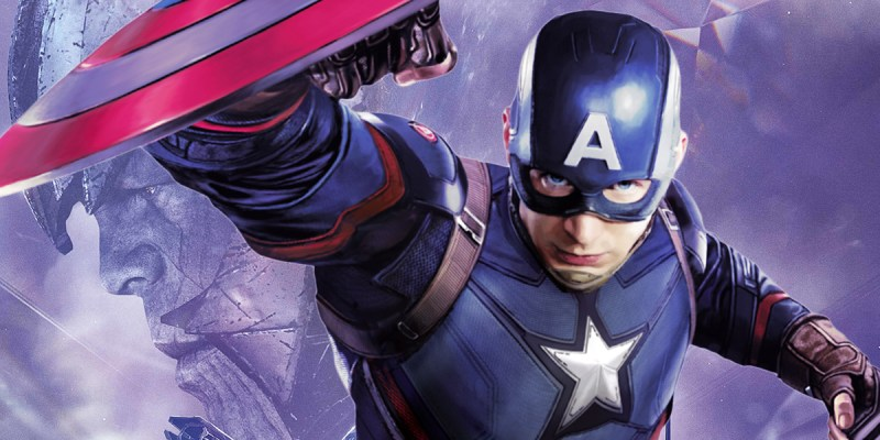 Steve Rogers (Chris Evans) dans Avengers: Endgame