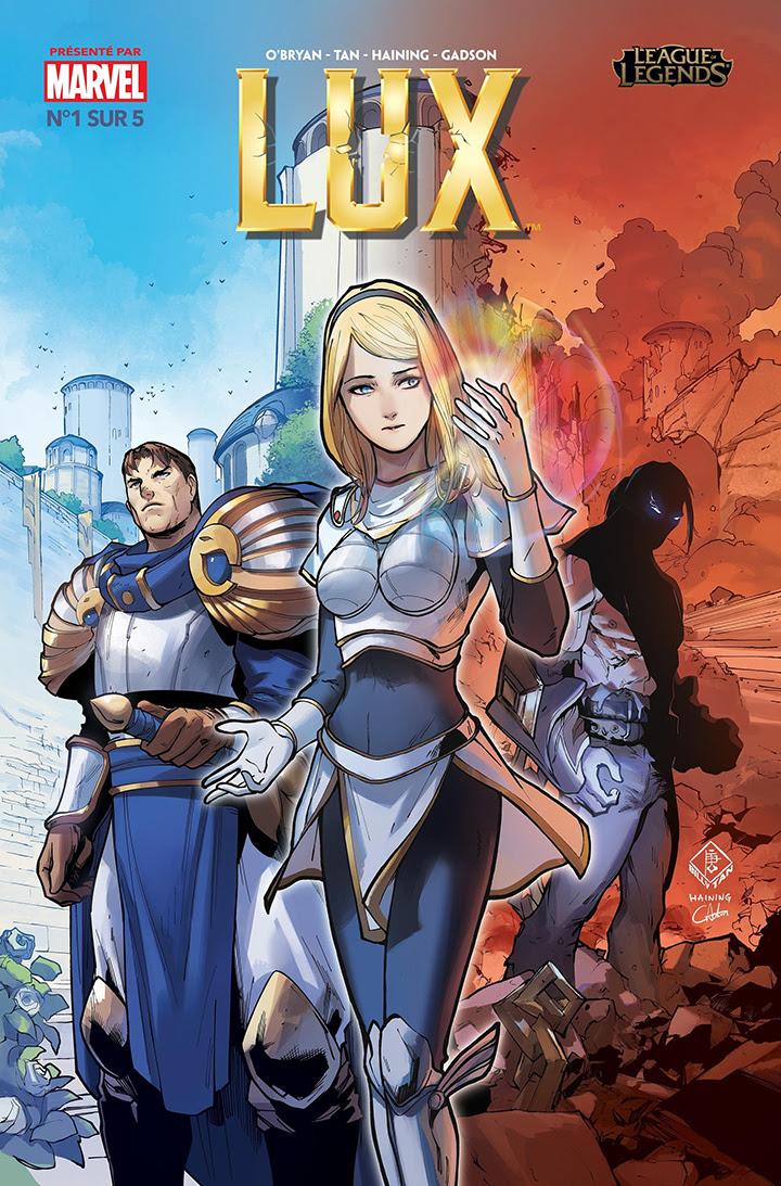 Comics Lux