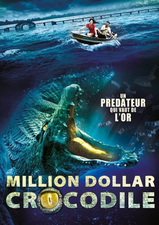 Film de crocodile.