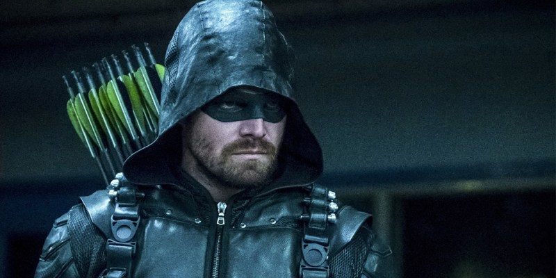 Arrow, saison 8