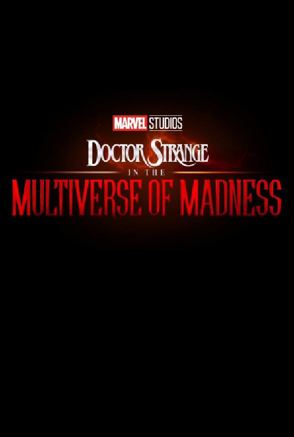 Affiche Doctor Strange 2: in the Multiverse of Madness