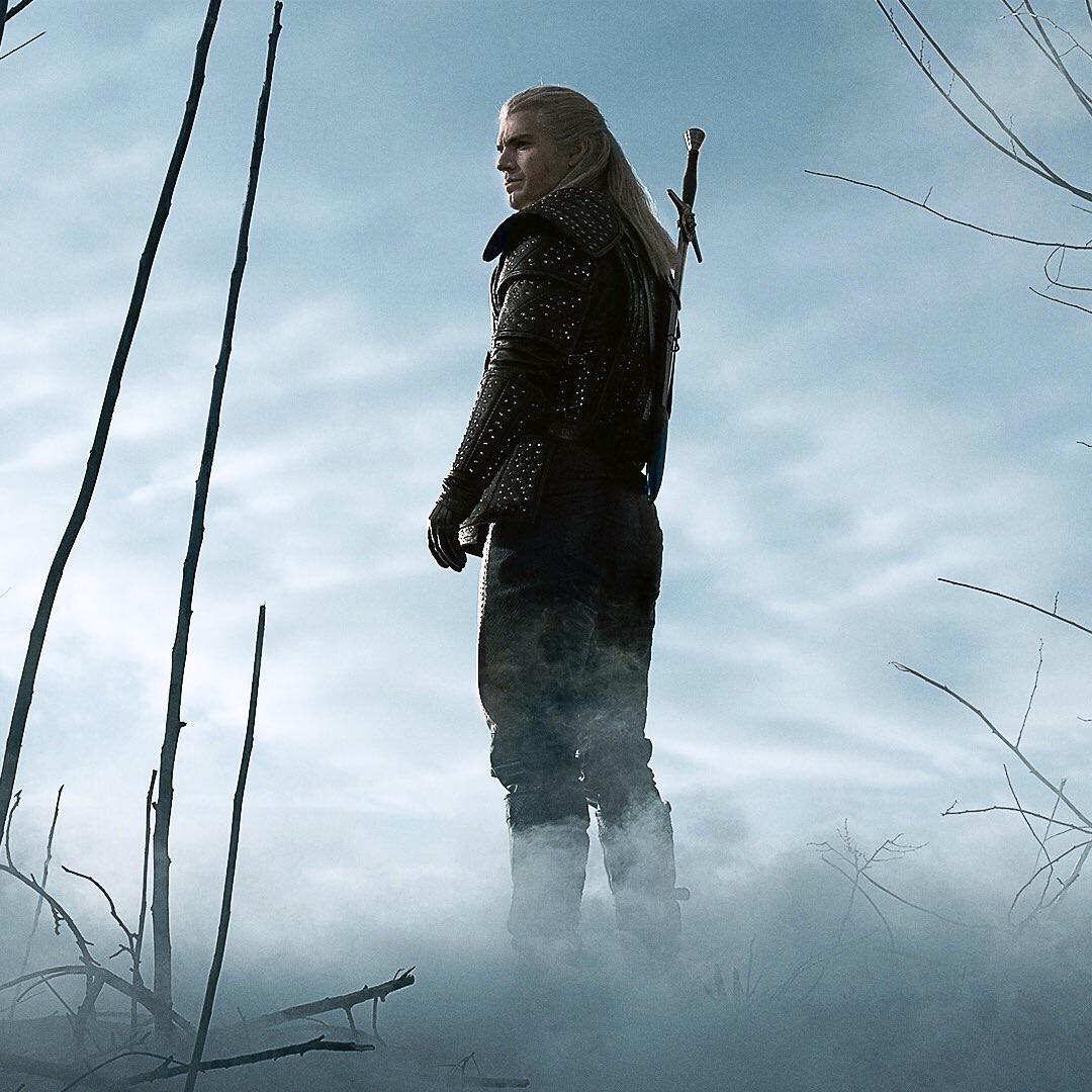 The Witcher  (Série Netfix)  Img_0908