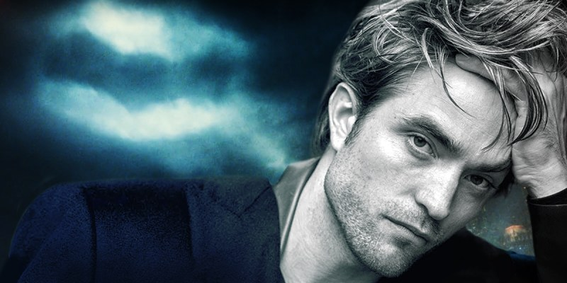 Robert Pattinson dans The Batman