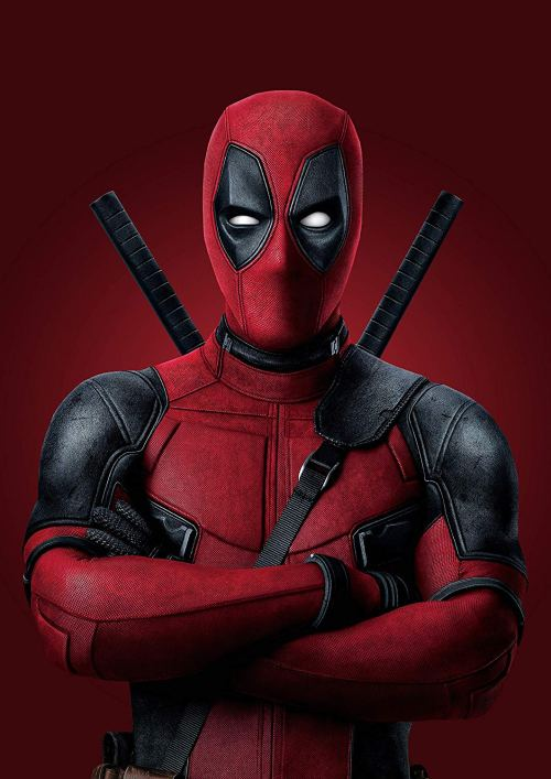affiche Deadpool 3