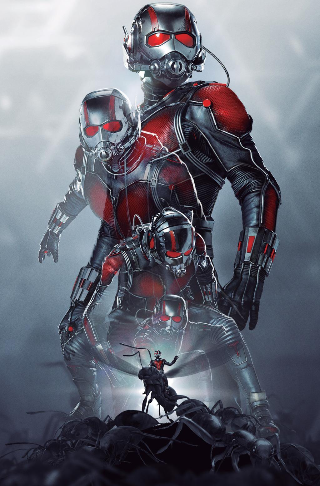 Affiche Ant-Man 3