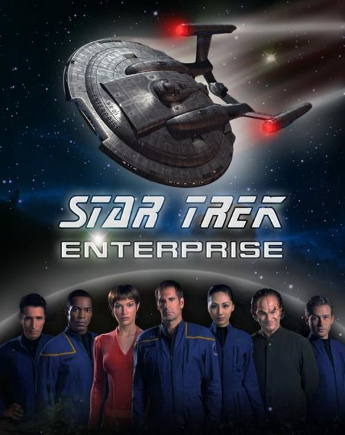 affiche Star Trek: Enterprise
