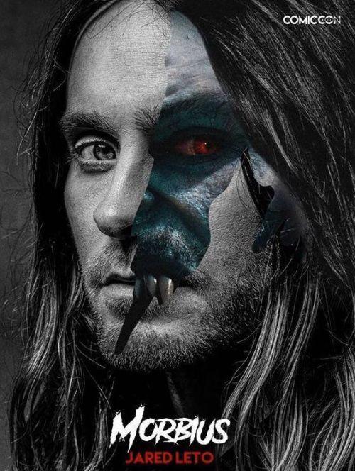 affiche Morbius