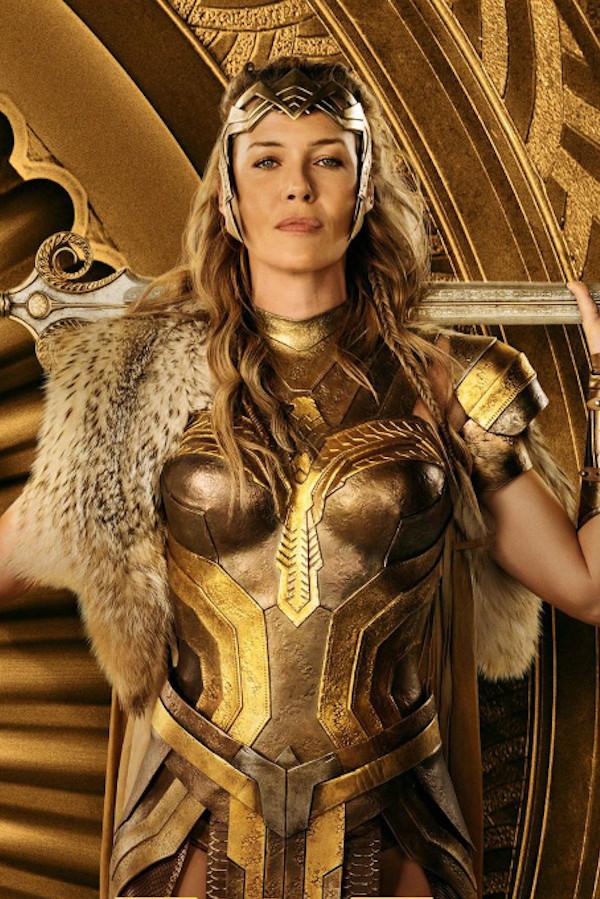 Affiche Amazones (Spin-off de Wonder Woman)