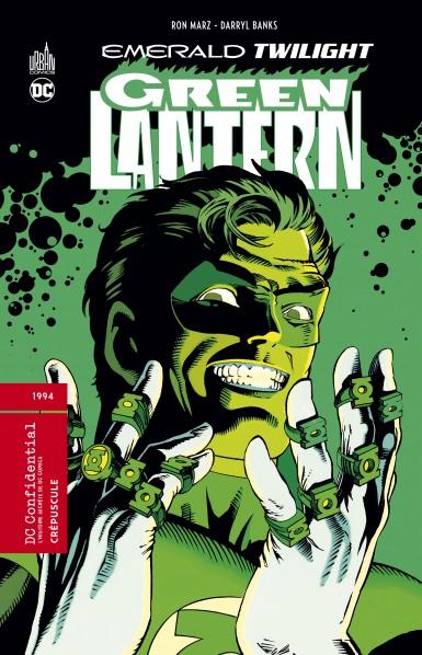 Green Lantern: Emerald Twilight, un bijou d'émeraude