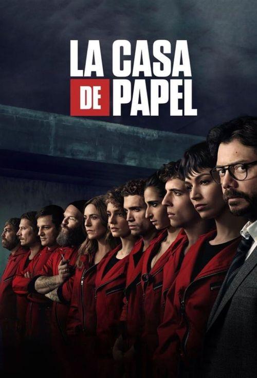 La Casa De Papel Saison 4 Streaming : papel, saison, streaming, Papel, Saison, Infos, Streaming, Superpouvoir.com