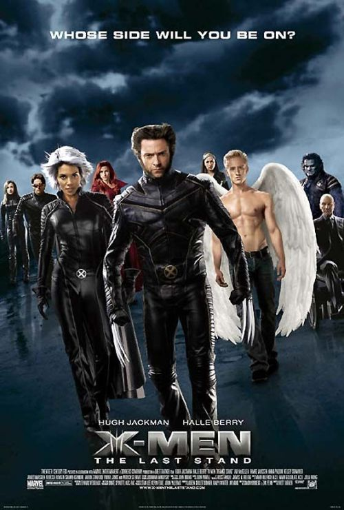 affiche X-Men 3 : L'Affrontement final