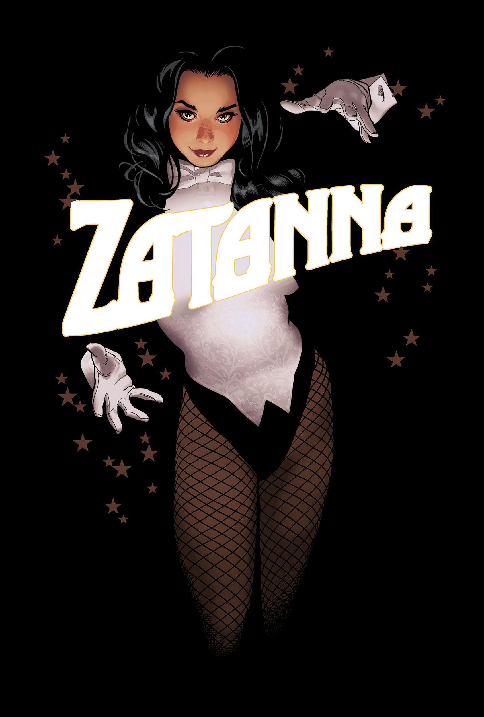 Affiche Zatanna