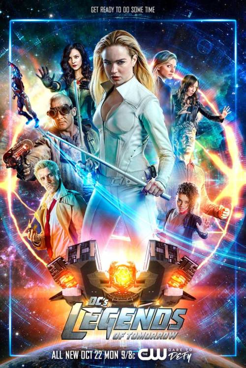 affiche Legends of Tomorrow
