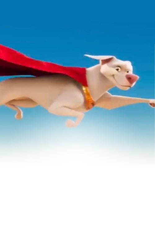 affiche DC's League of Super-Pets