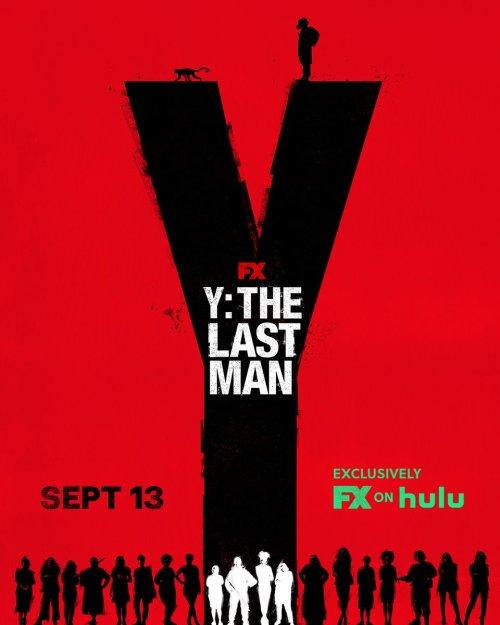affiche Y: The Last Man