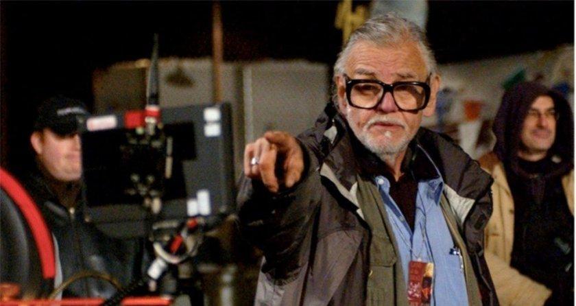 georgeromero-directing-camera