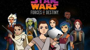 All New Episodes of Star Wars: Forces of Destiny Begin Next Week