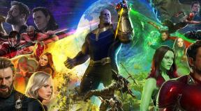 Avengers Infinity War Blu-Ray Review