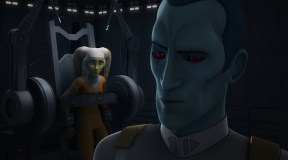 The Final Episodes of Star Wars: Rebels Begin Monday
