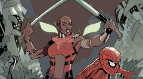 Spider-Man teams up with the Dora Milaje for new Series
