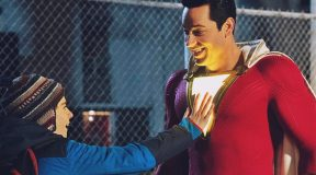 The First Trailer for Shazam! Look Fun