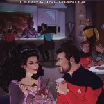 Star Trek The Next Generation Terra Incognita #1