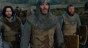 Chris Pine stars in Netflix Original Film Outlaw King