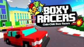 Check Out Chiki-Chiki Boxy Racers Coming to Nintendo Switch