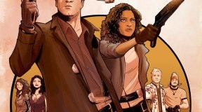 Here's Your First Look at Firefly #1 from Boom! Studios