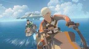 Elijah Wood Guest Stars on All-New Star Wars Resistance