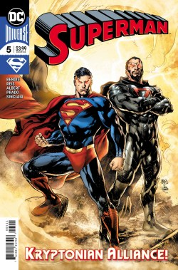 superman 5 cover
