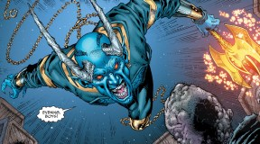 Ian Ziering Cast as Blue Devil on DC Universe's Swamp Thing Series