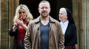 Ricky Gervais Loses His Filter in the New Series 'After Life'