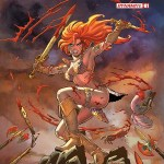 Red Sonja Vol 5 #1