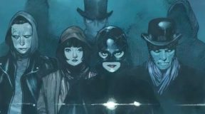 Mark Millar's Original comic 'The Magic Order' going to Series at Netflix