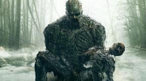 Swamp Thing S01XE01 Review