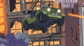 Transformers/Ghostbusters #2 Review