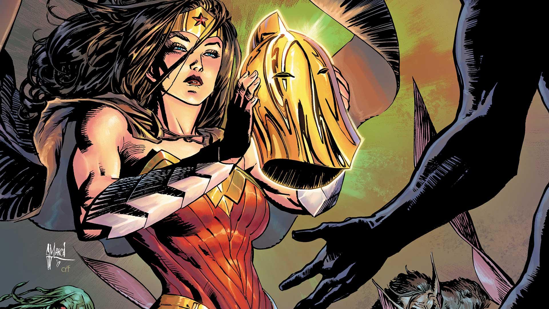 DC Comics JUSTICE LEAGUE DARK #13 first printing