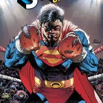 superman up in the sky #2
