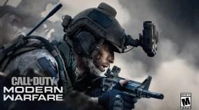 Call of Duty: Modern Warfare Cinematic Trailer